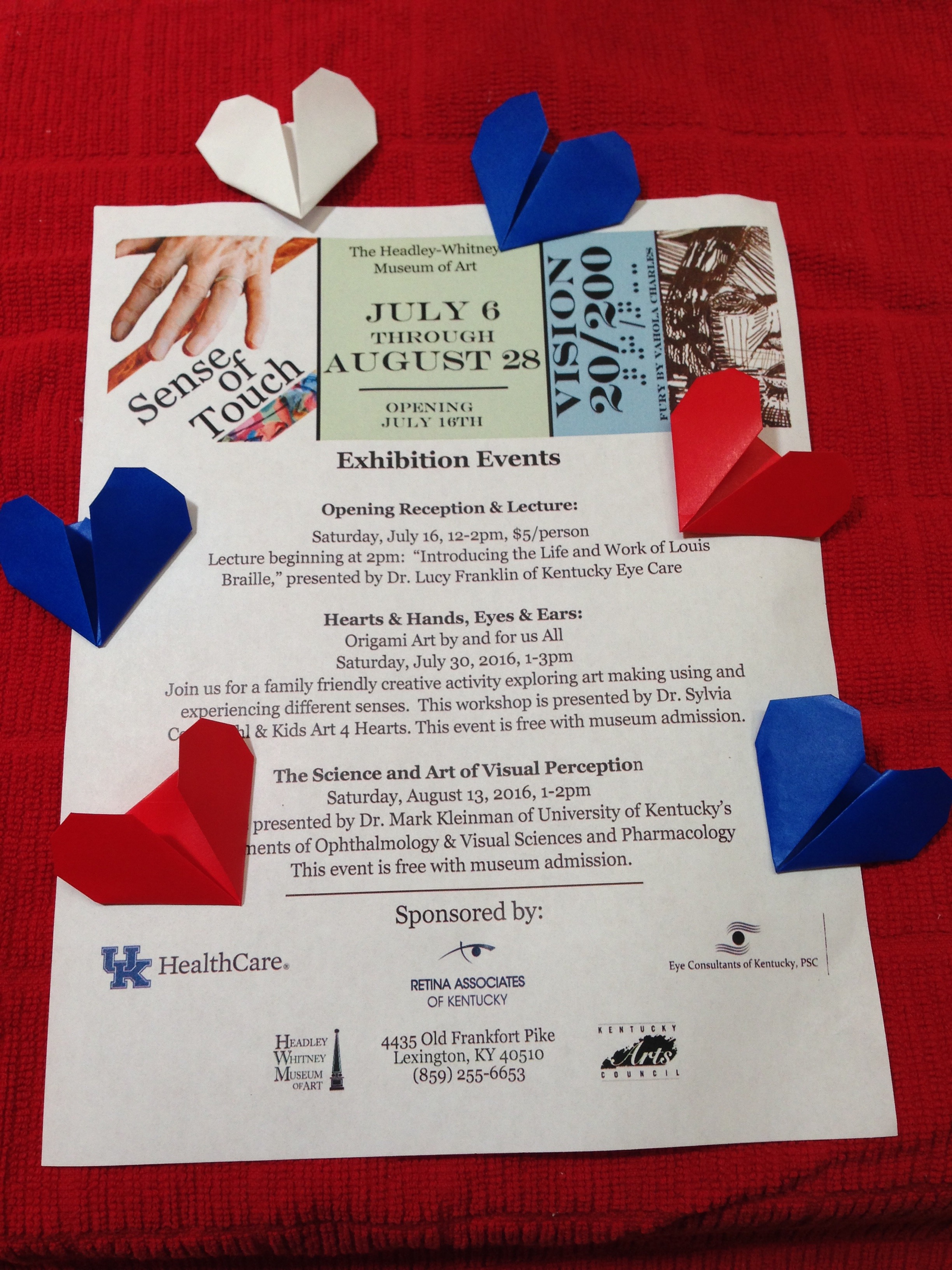 Headley Whitley Museum Event
