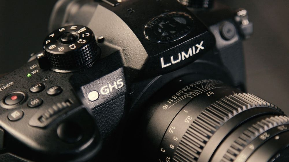 LUMIX GH5 - Ahhh our first camera. This is the camera that we shot some of our first VMC packs on, and we still love it. While we may have moved on to some bigger and better cameras the GH5 and its predicessor the GH4 will always have a special place in our heart. This camera is small and rugged, can shoot 4K, can shoot slow motion, and it still hasn't left our camera bag.We still use the GH5, not for worship motion graphics any more, but we use it for some time-lapses, some behind the scenes videos, and soon some of our travel and film tips videos.Check out more about this camera here.