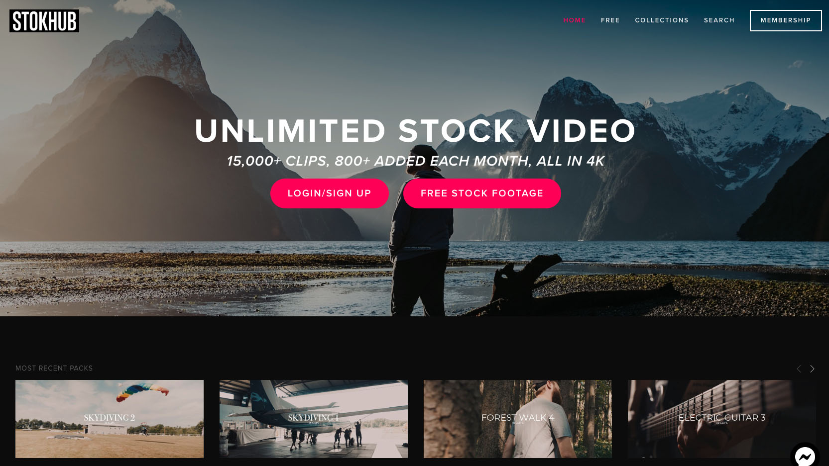 STOKHUB - The first Stock video designed for churches. Stokhub is the most affordable option for churches costing hundreds and even thousands less than competitors Stokhub has a heart for the church that no other company can claim.