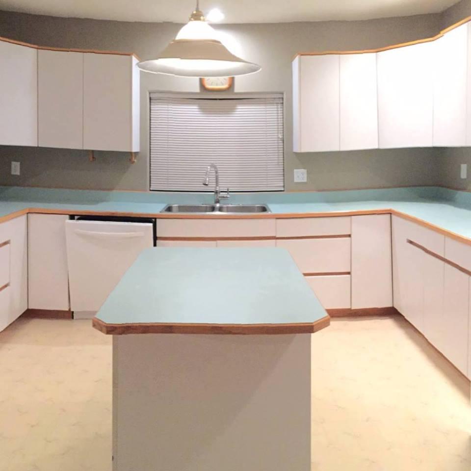 B E F O R E || kitchen cabinetry