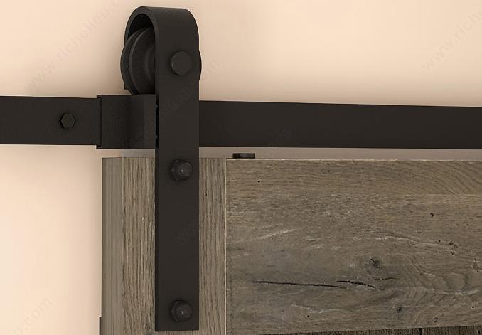 The Rustic Barn Door Hardware