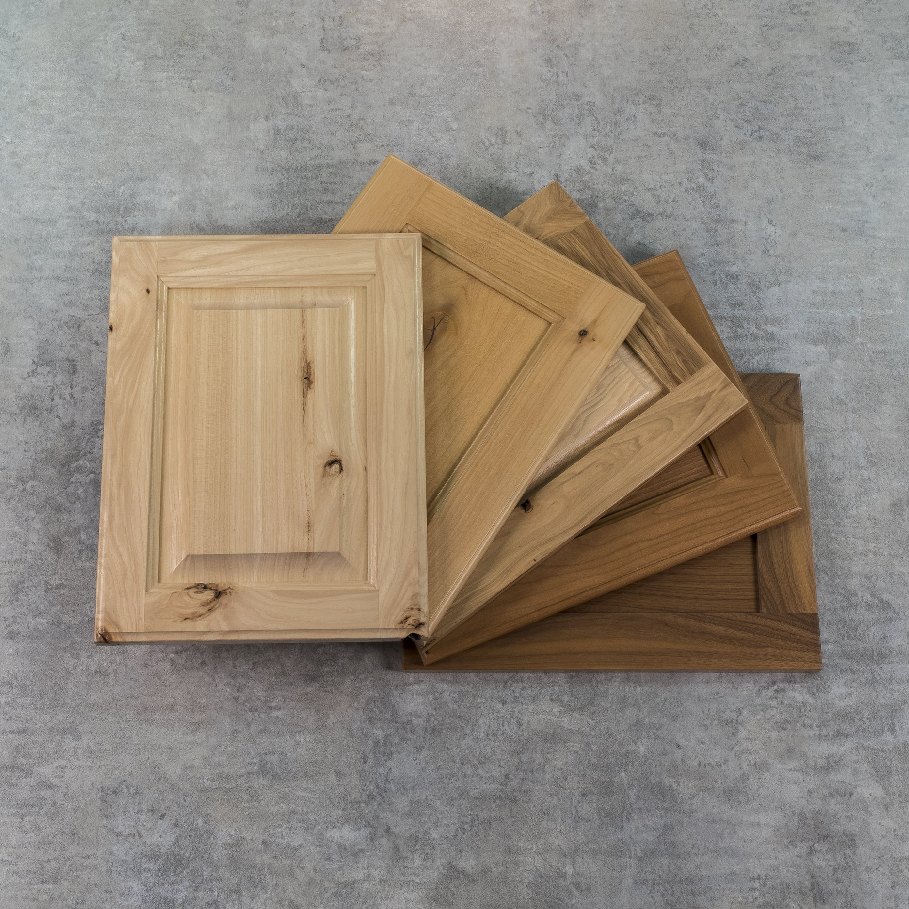 Cabinetry Wood Species