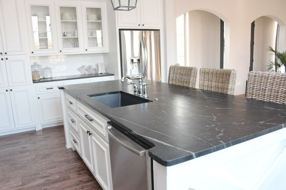 Soapstone counters 2