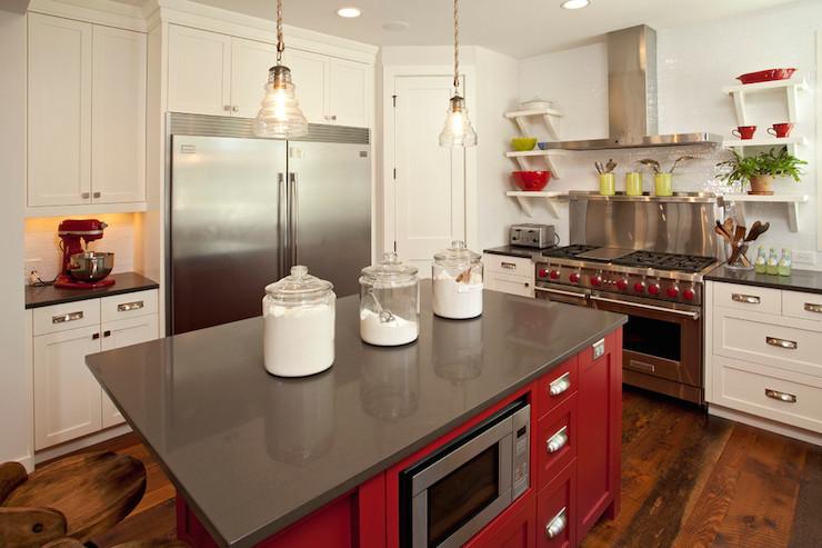 Red Kitchen 001