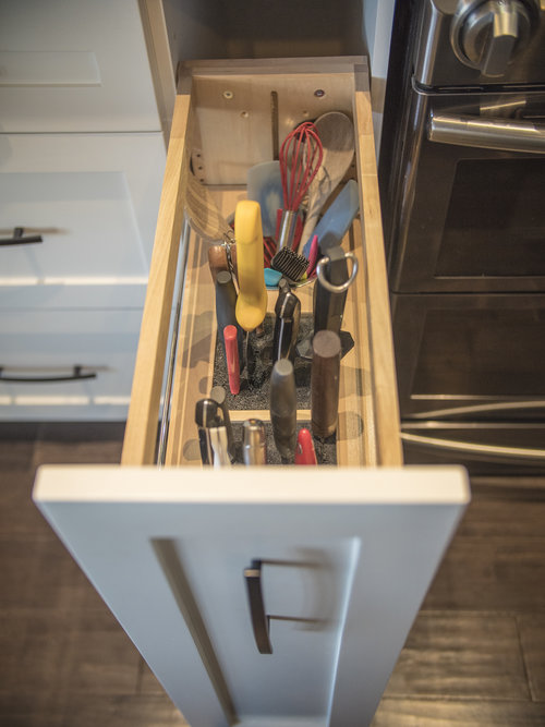 Knife Block Pullout