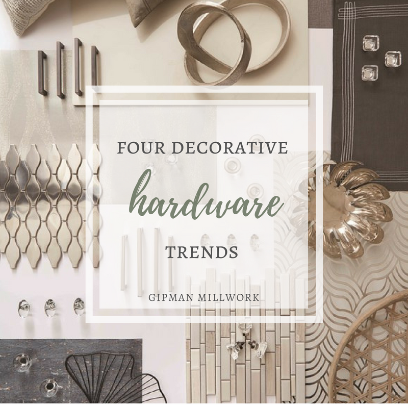 4 Decorative Hardware Trends