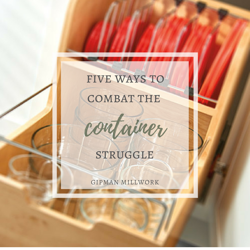 5 Ways to Combat Storage Container Struggles