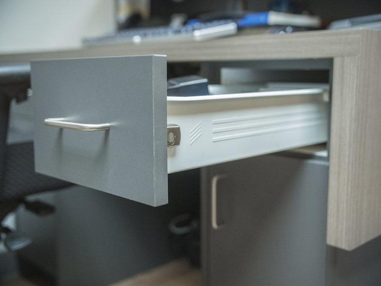 Kootenay Life Dental Office Cabinetry