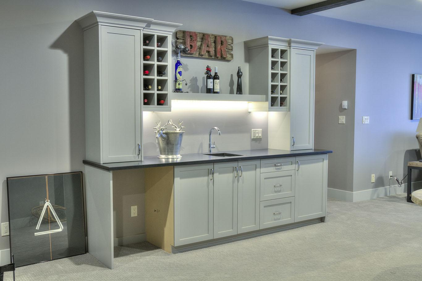 Invermere Basement Bar