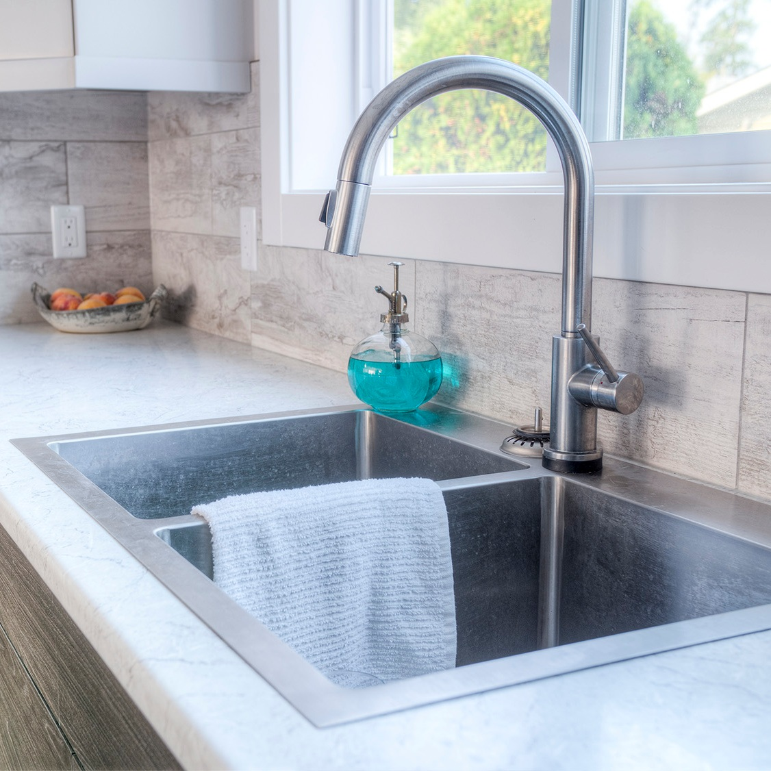 Drop-in Kitchen Sink
