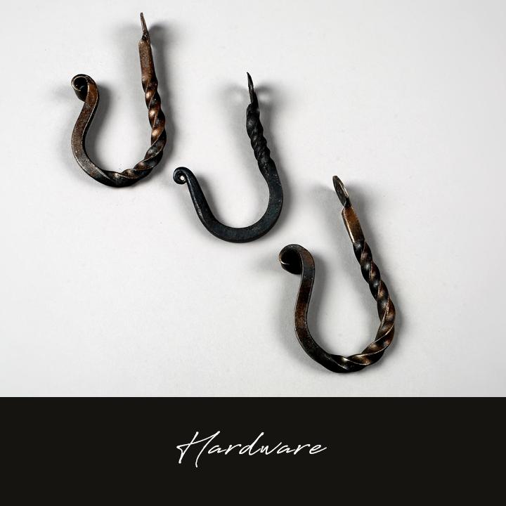 Blacksmith Hand-forged Hardware