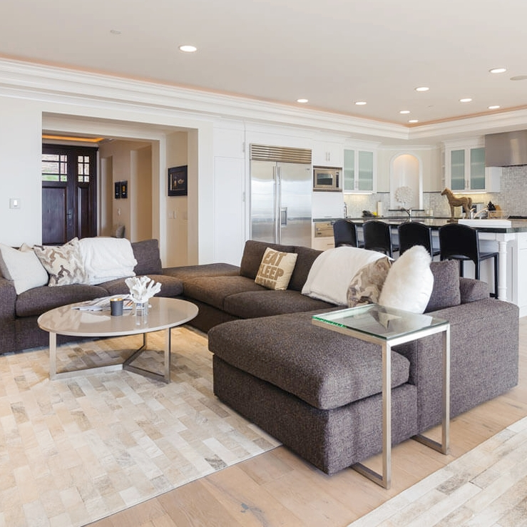 IN-PERSON DESIGN - We are committed to designing spaces that are a true reflection of the clients living in them.