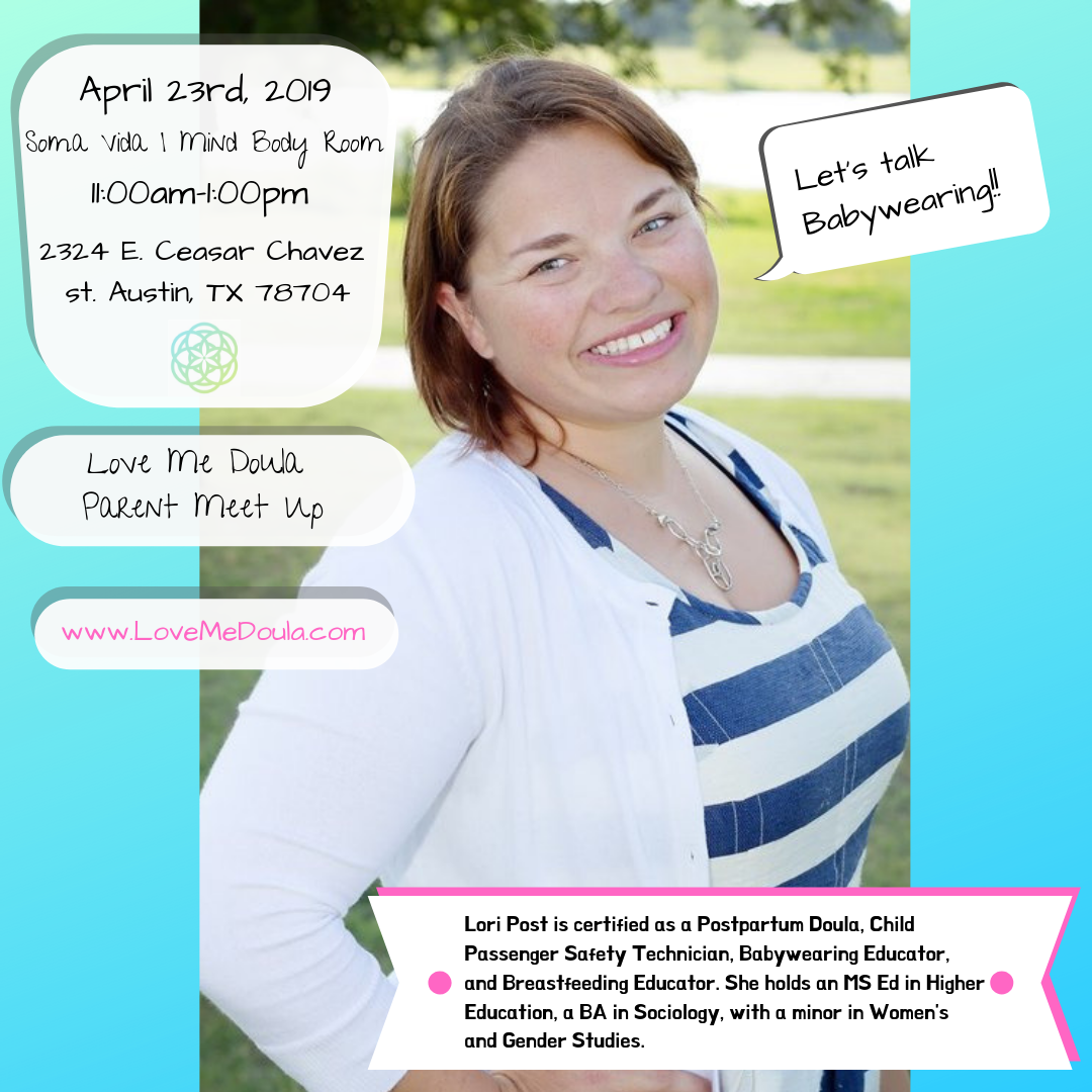 Learn more about Lori and her work at  Uplift Parenting  and  Bare Mama, LLC.