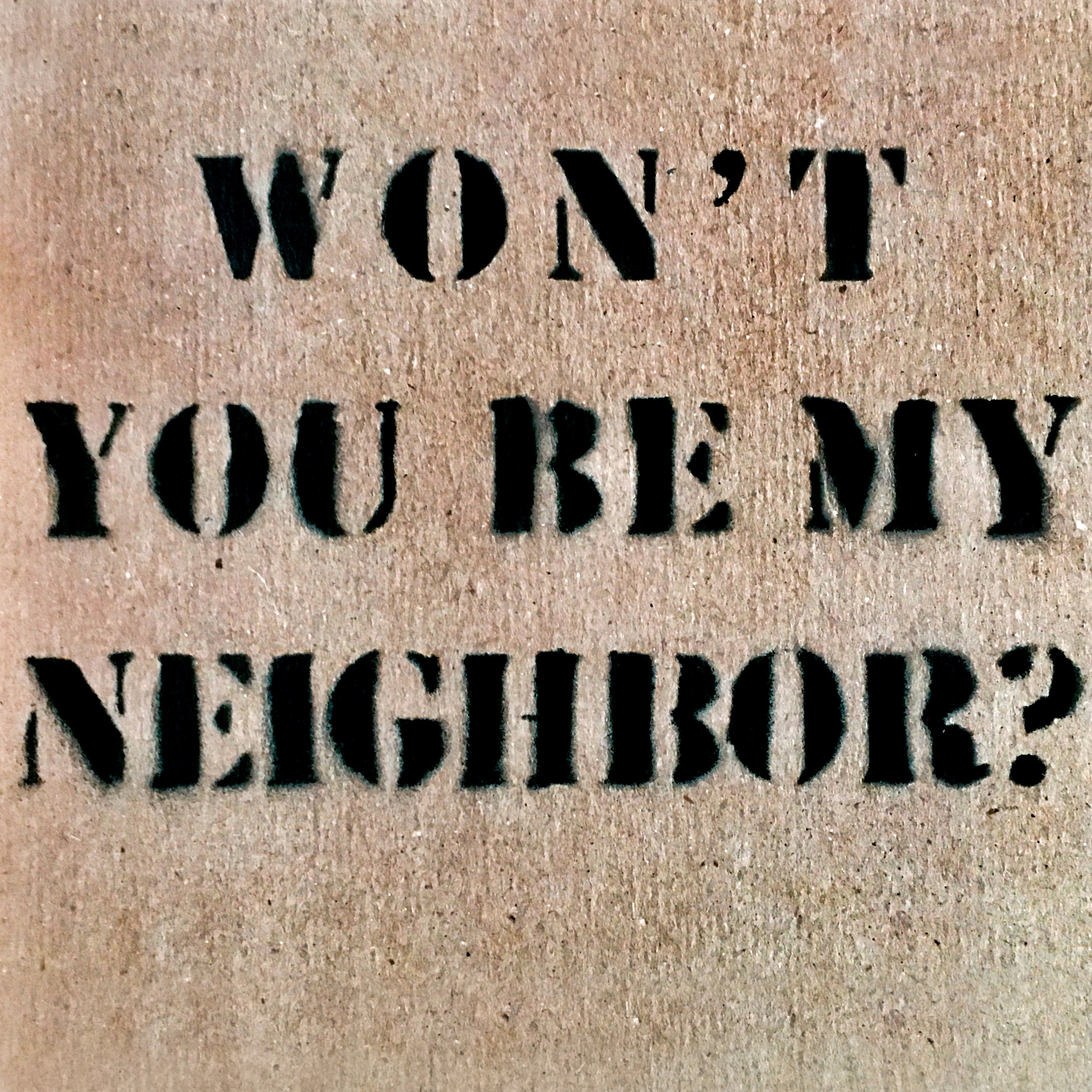 WON'T YOU BE MY NEIGHBOR? A BENEFIT FOR THE IRC (2017)