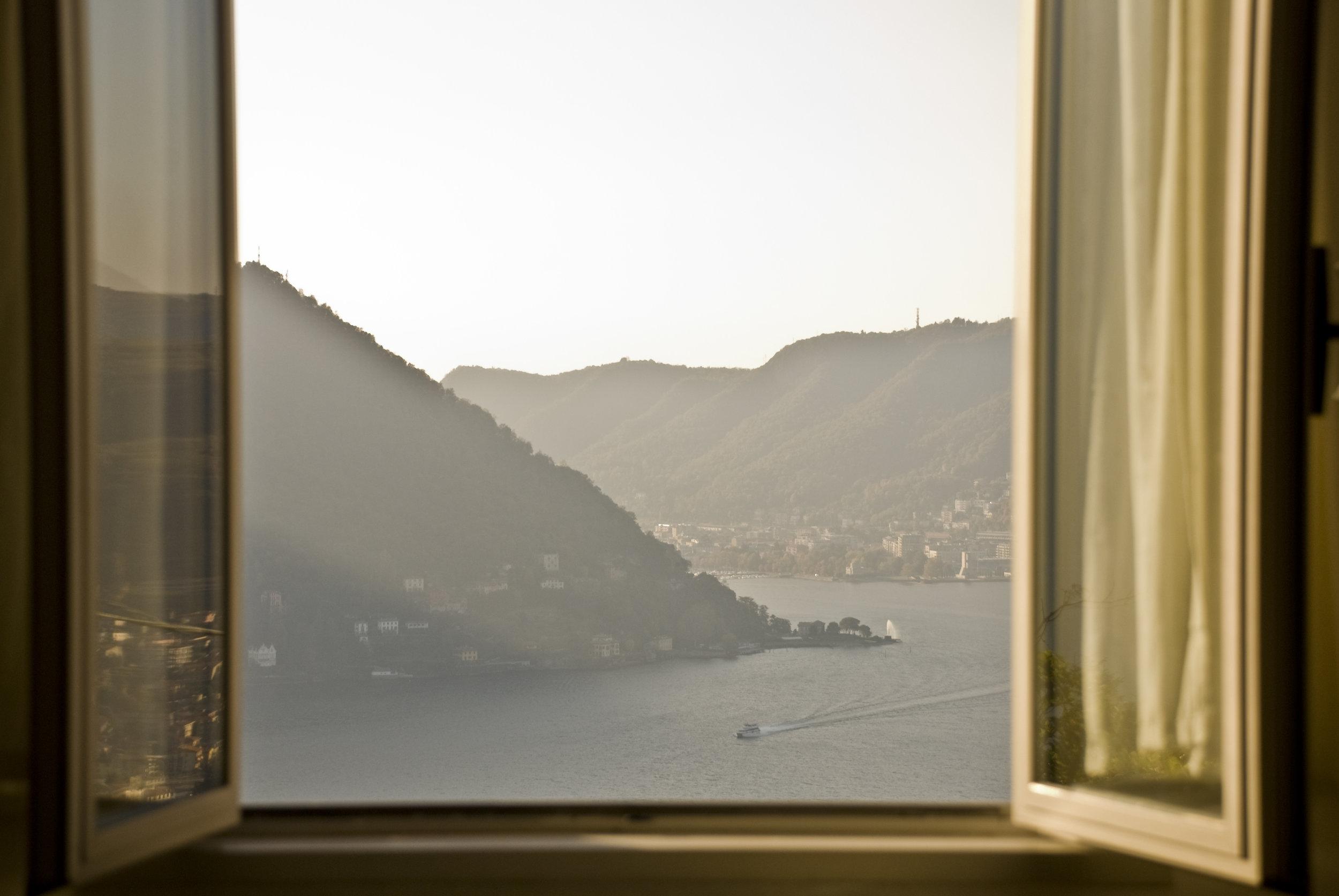 Como Sunrise (Italy, 2017)