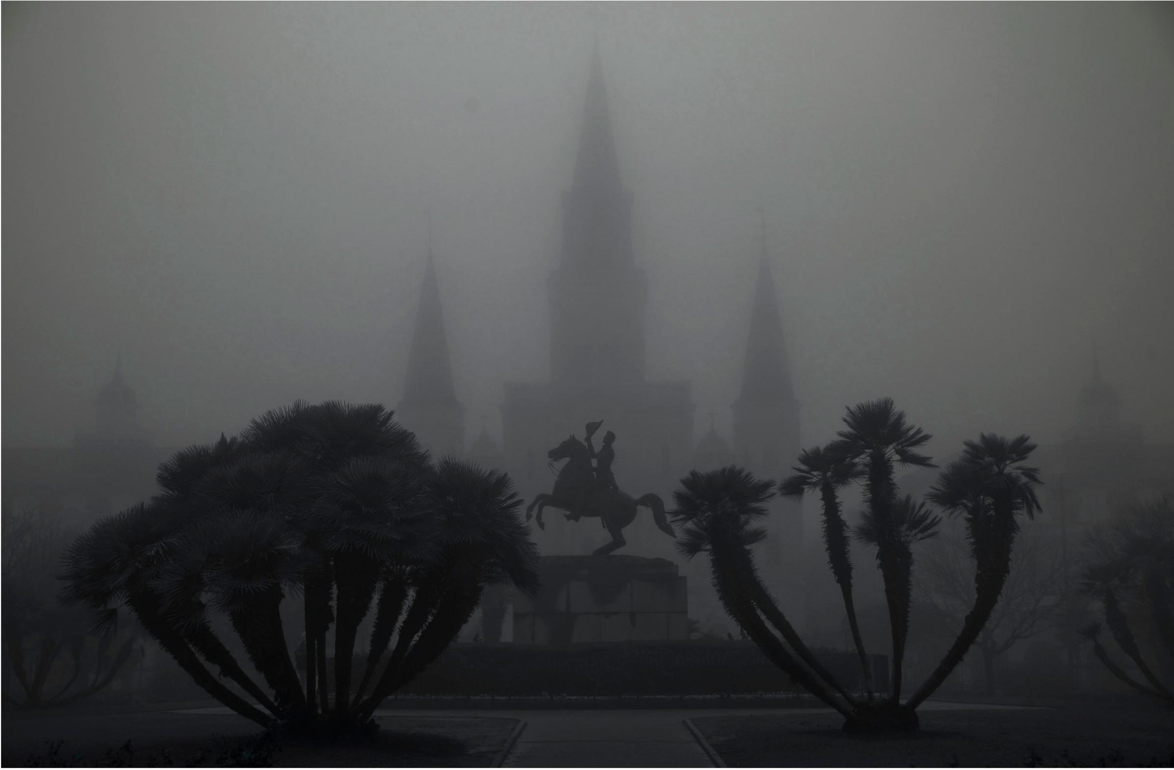 New Orleans Fog (2019)