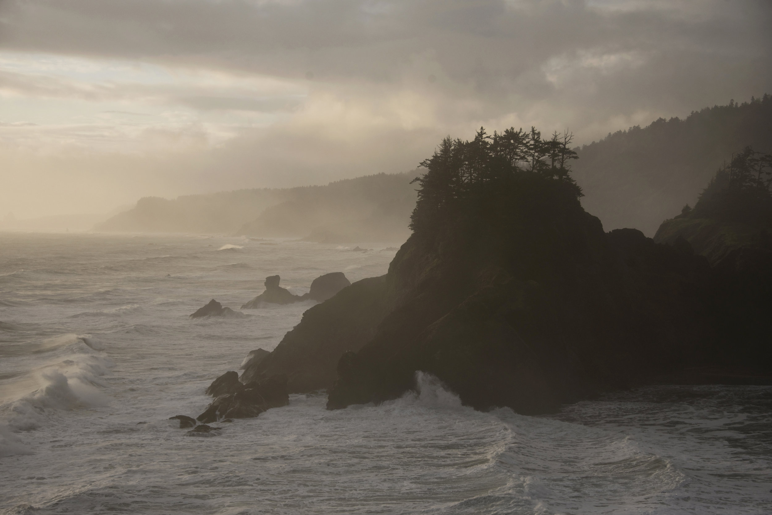 Oregon Coast (USA, 2019