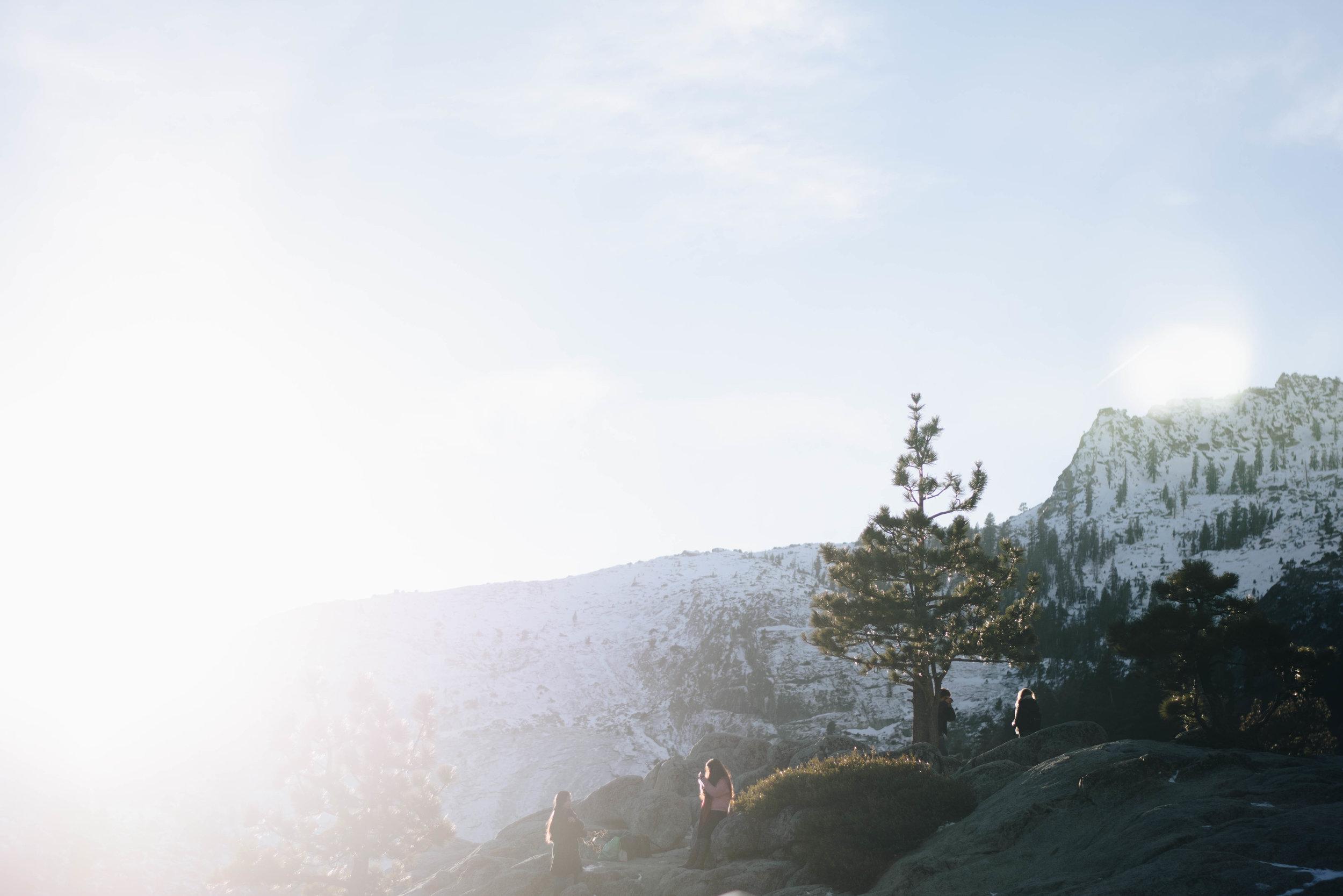 Tahoe Travelers | Lake Tahoe, California | December 17, 2016