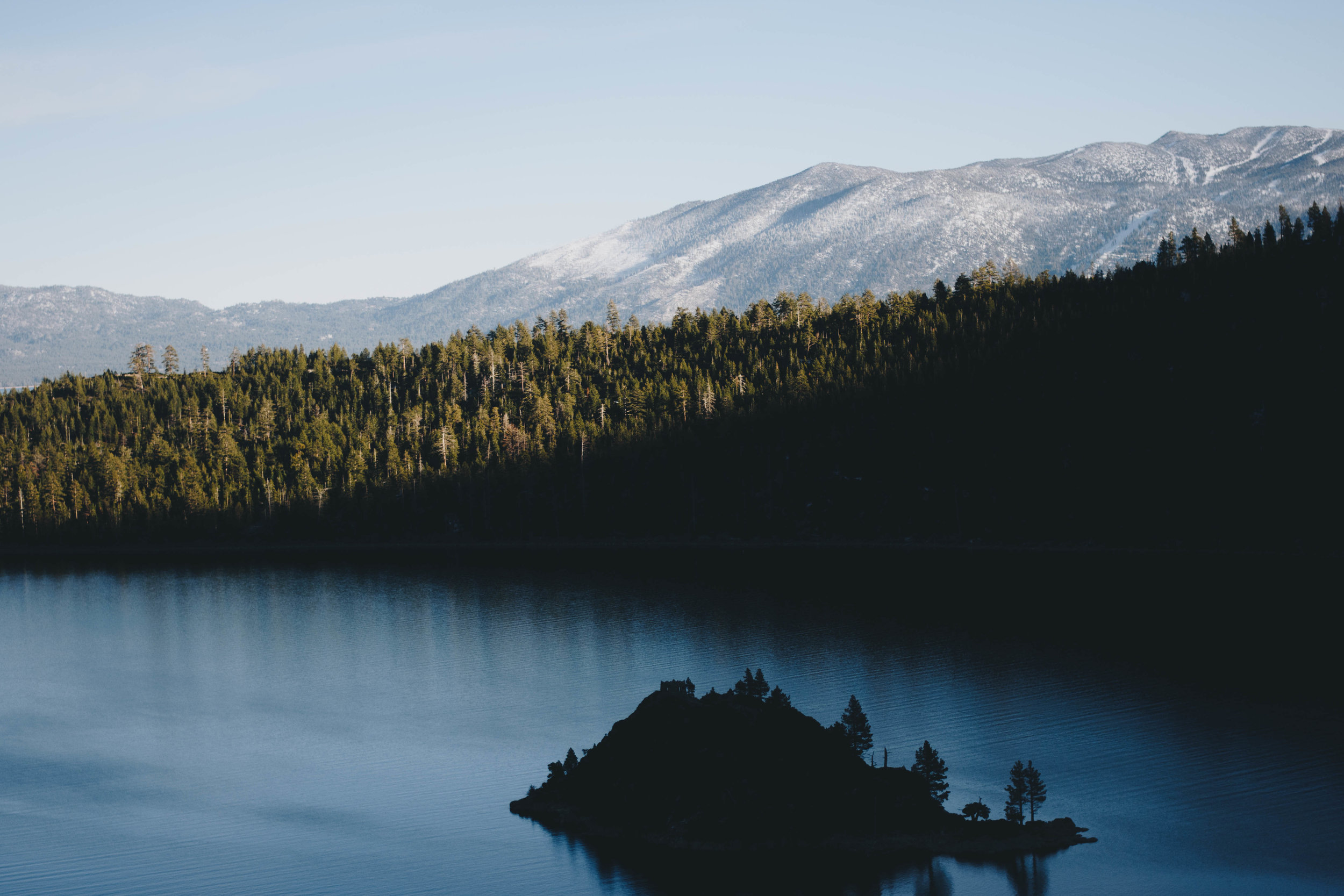 The Isle in Emerald Bay | Lake Tahoe | December 18, 2016