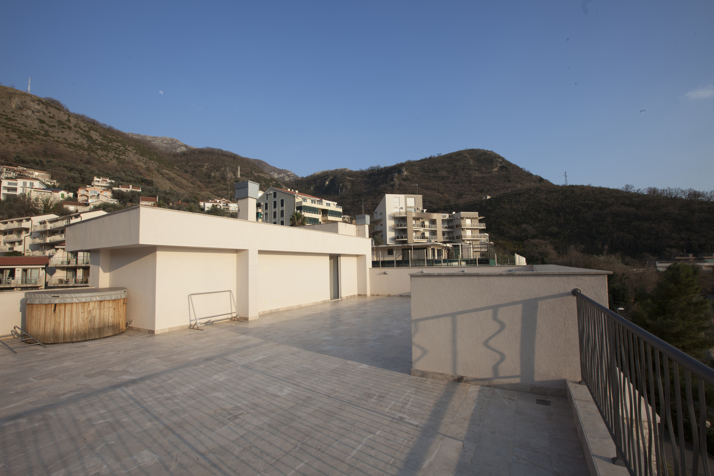Penthouse for sale in Budva Montenegro