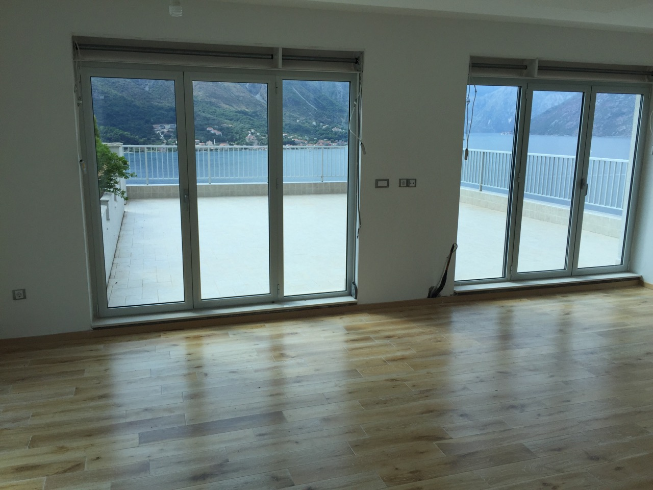 Penthouse for sale in Boka Bay Montenegro