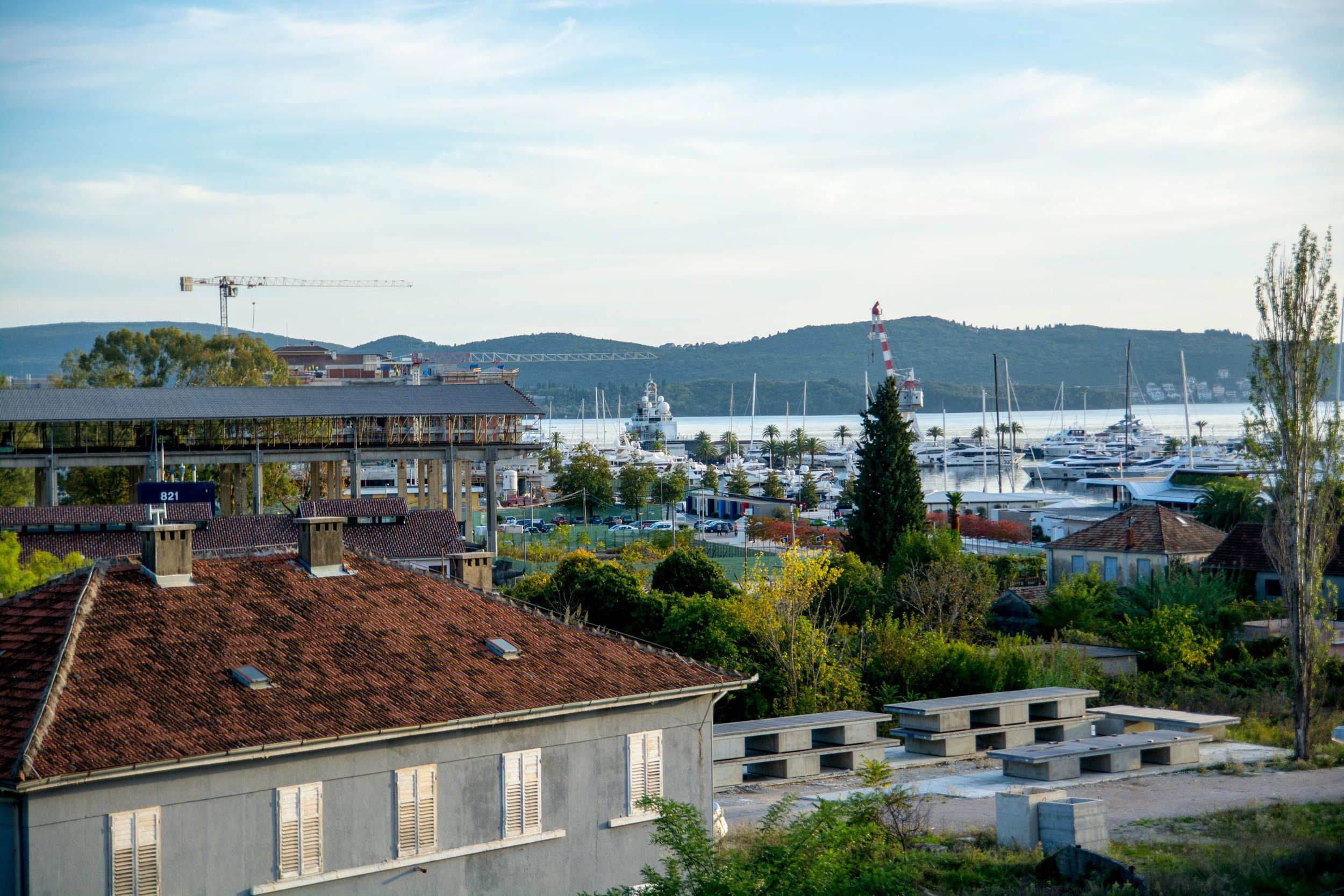 Penthouse for sale in Tivat Montenegro