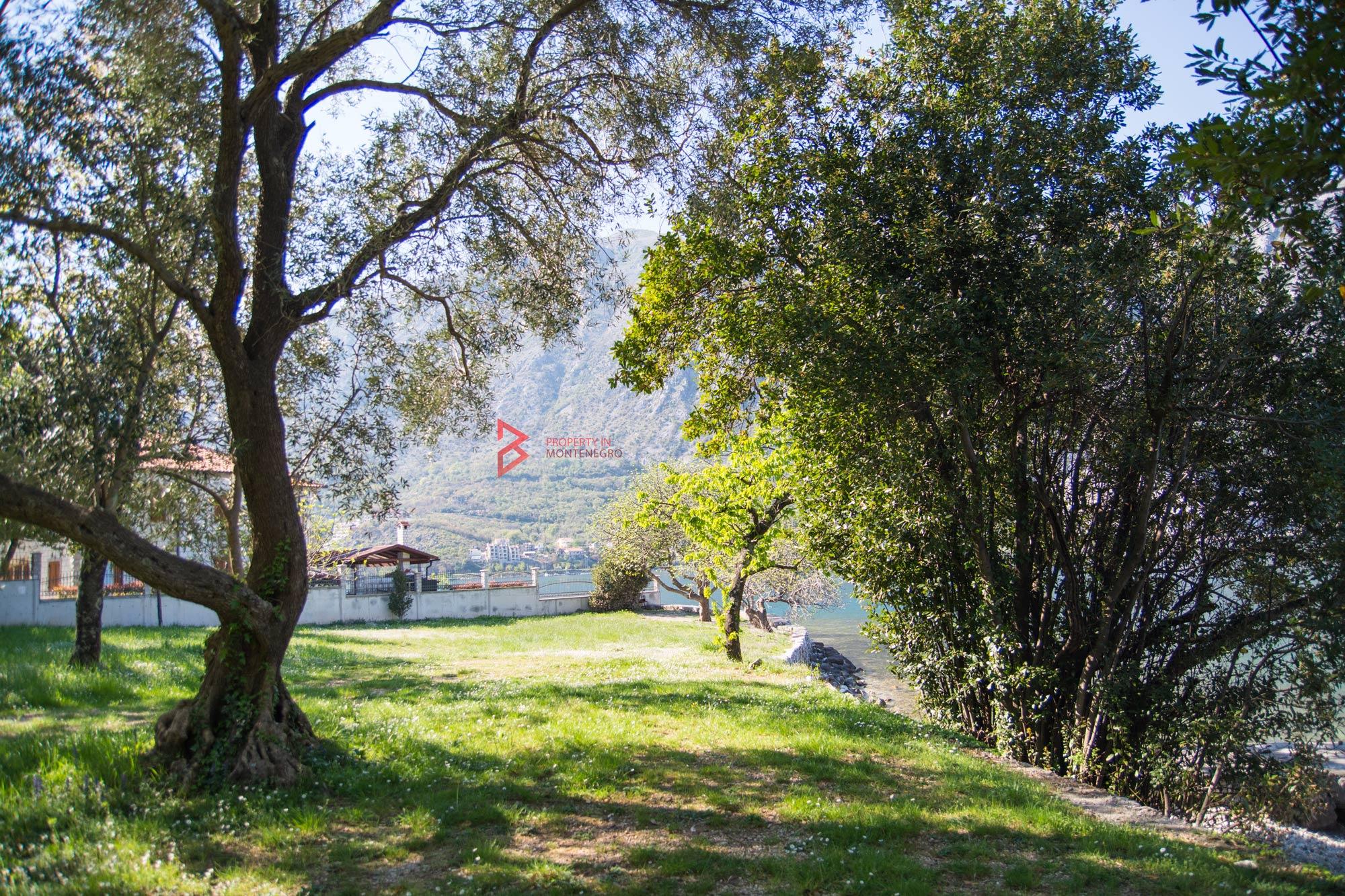 Land for sale in Morinj