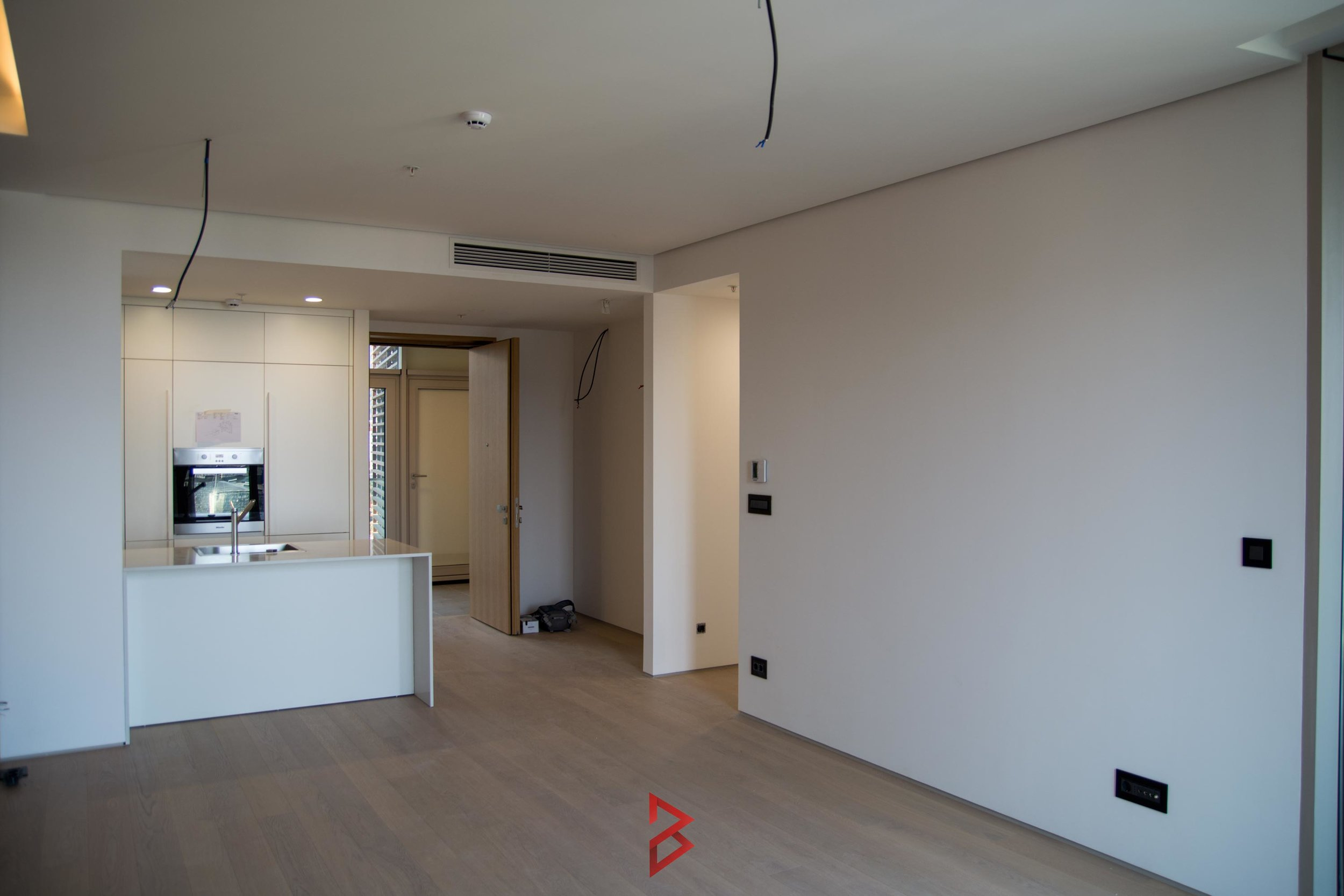 Luxury apartment in Budva