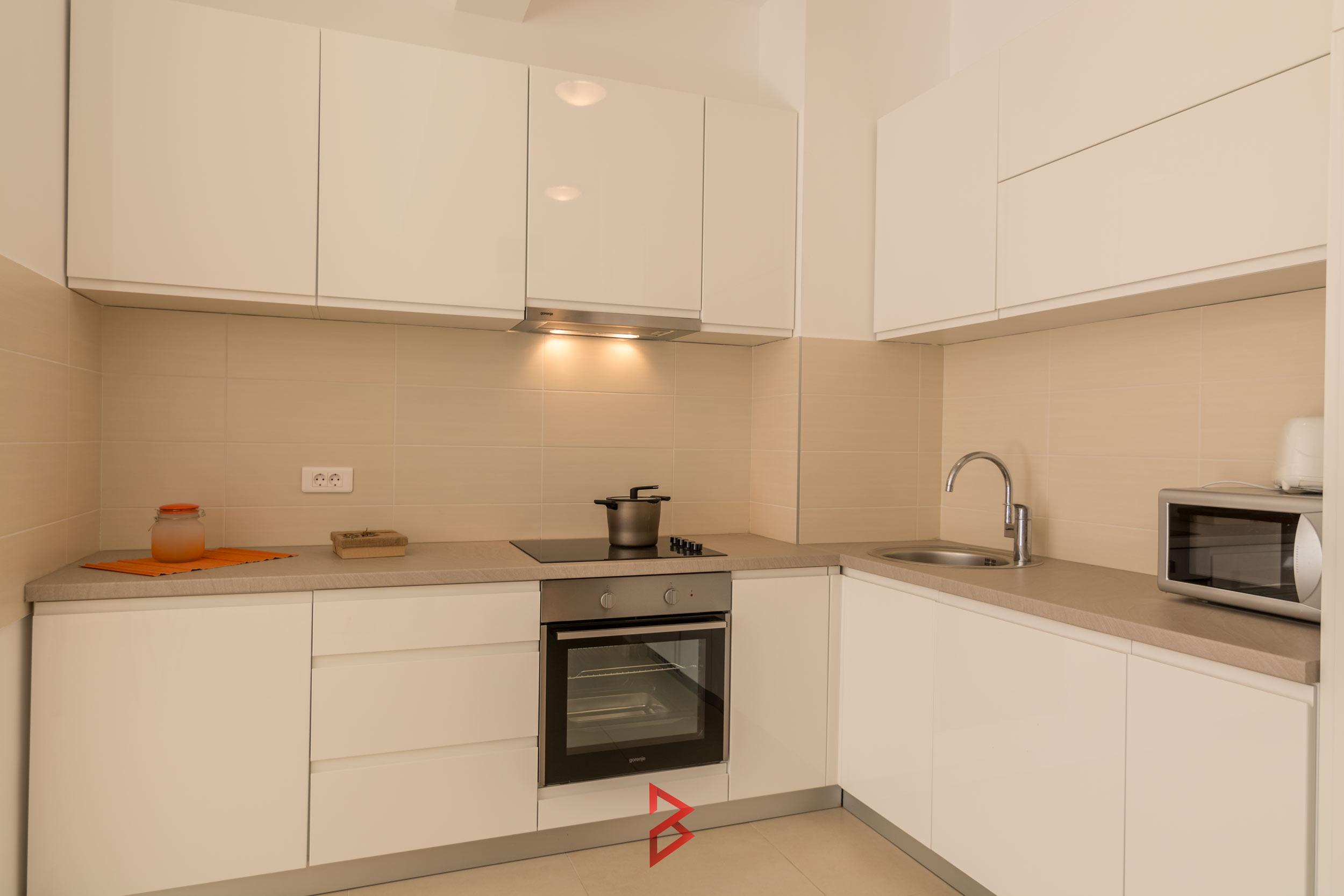One bedroom apartment in Morinj