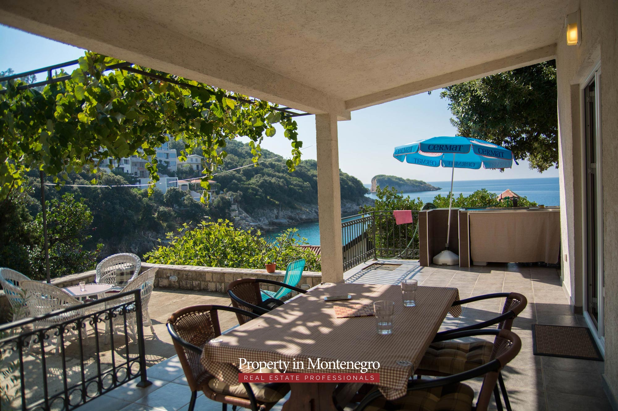 House with seaview for sale in Bar