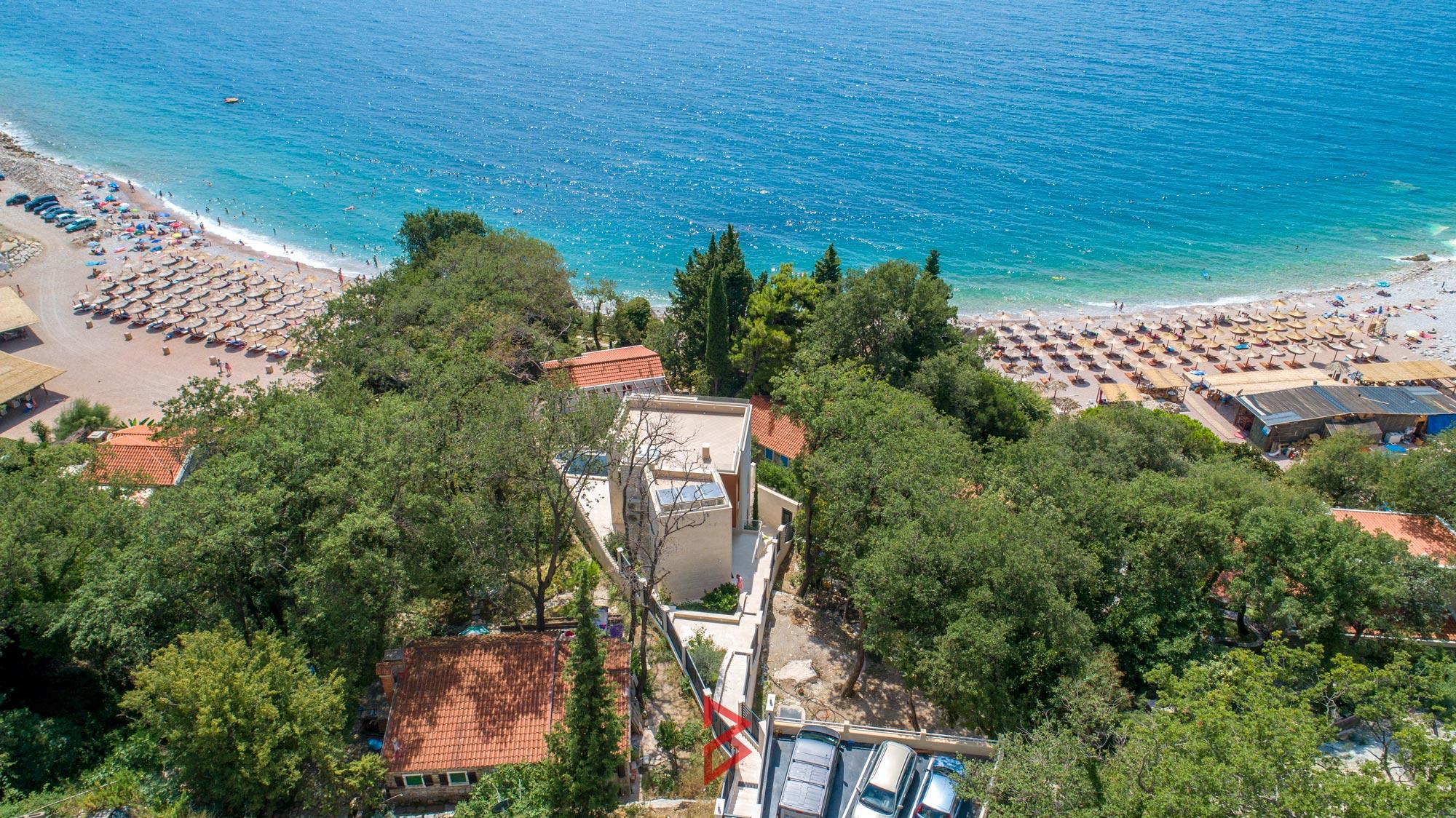 Villa for sale in Budva