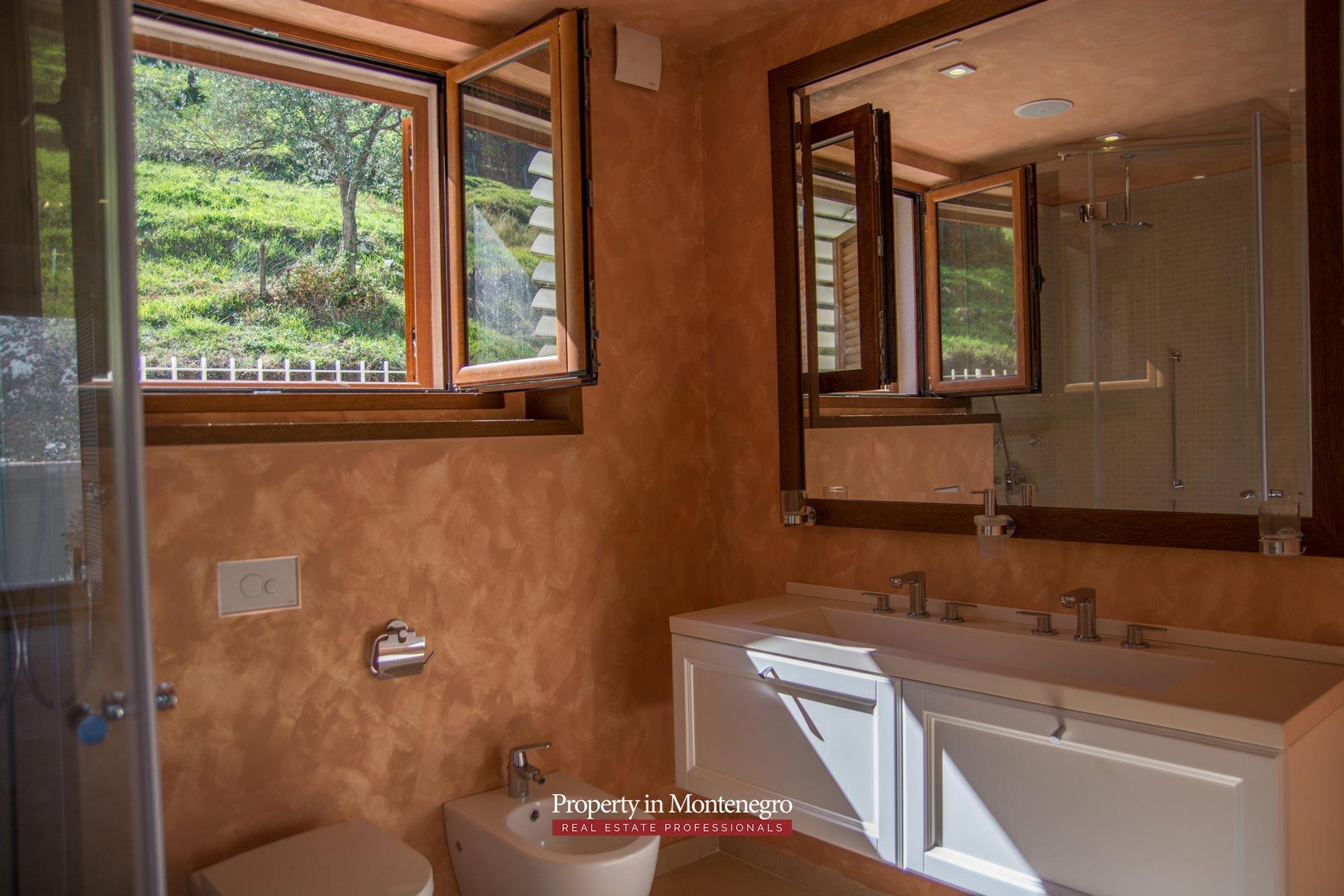 Luxury villa for sale in Kotor
