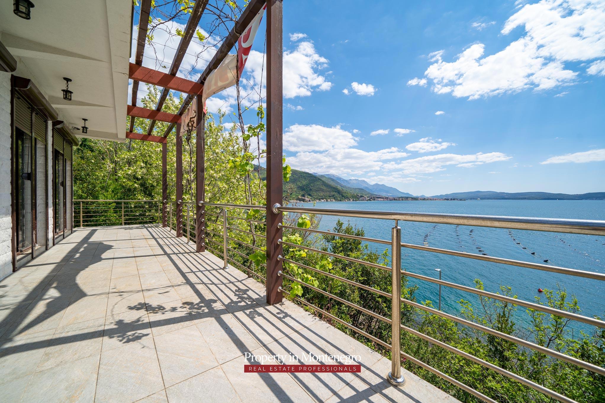 House for sale in Herceg Novi