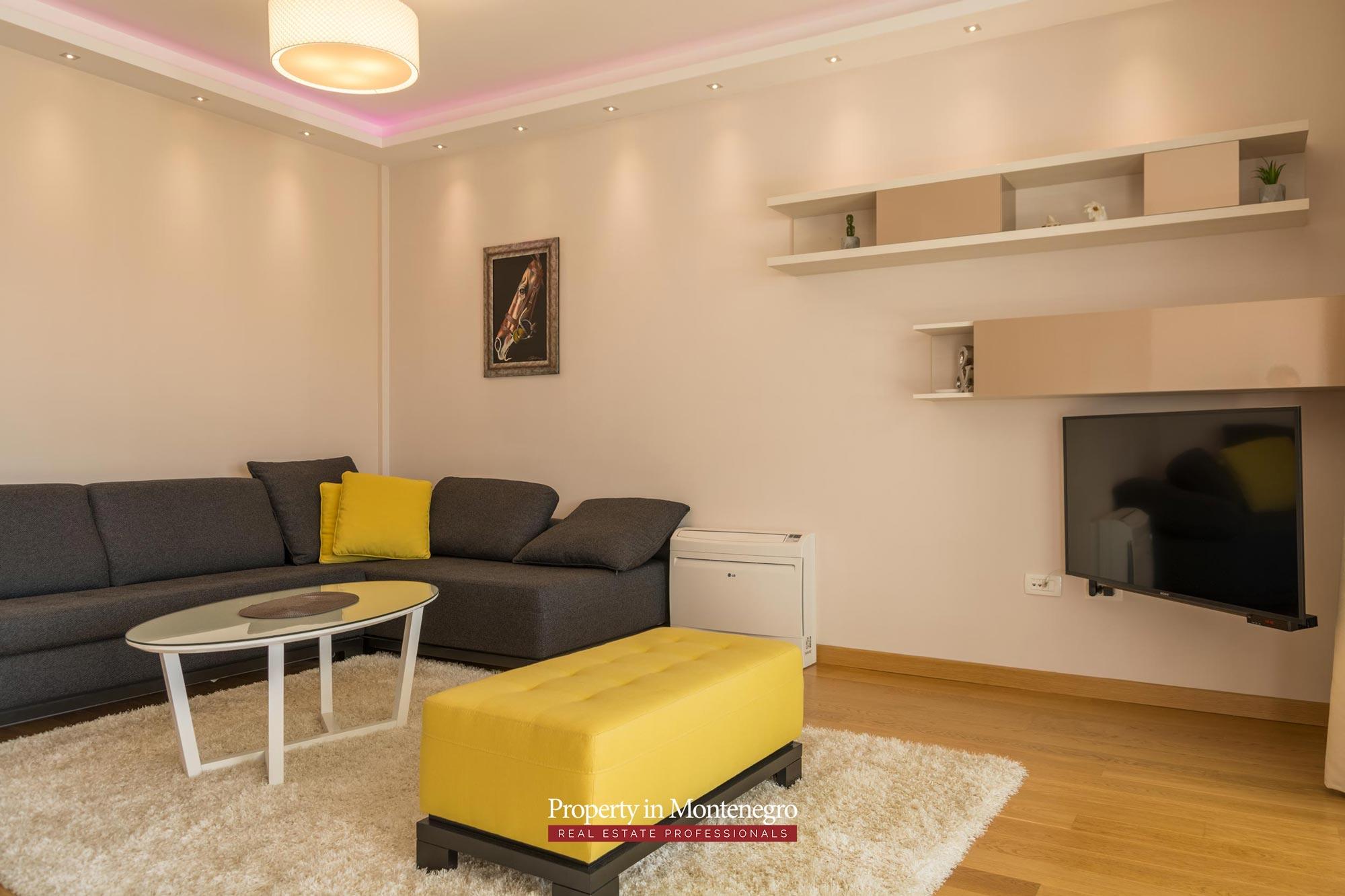 One bedroom apartment in Porto Montenegro