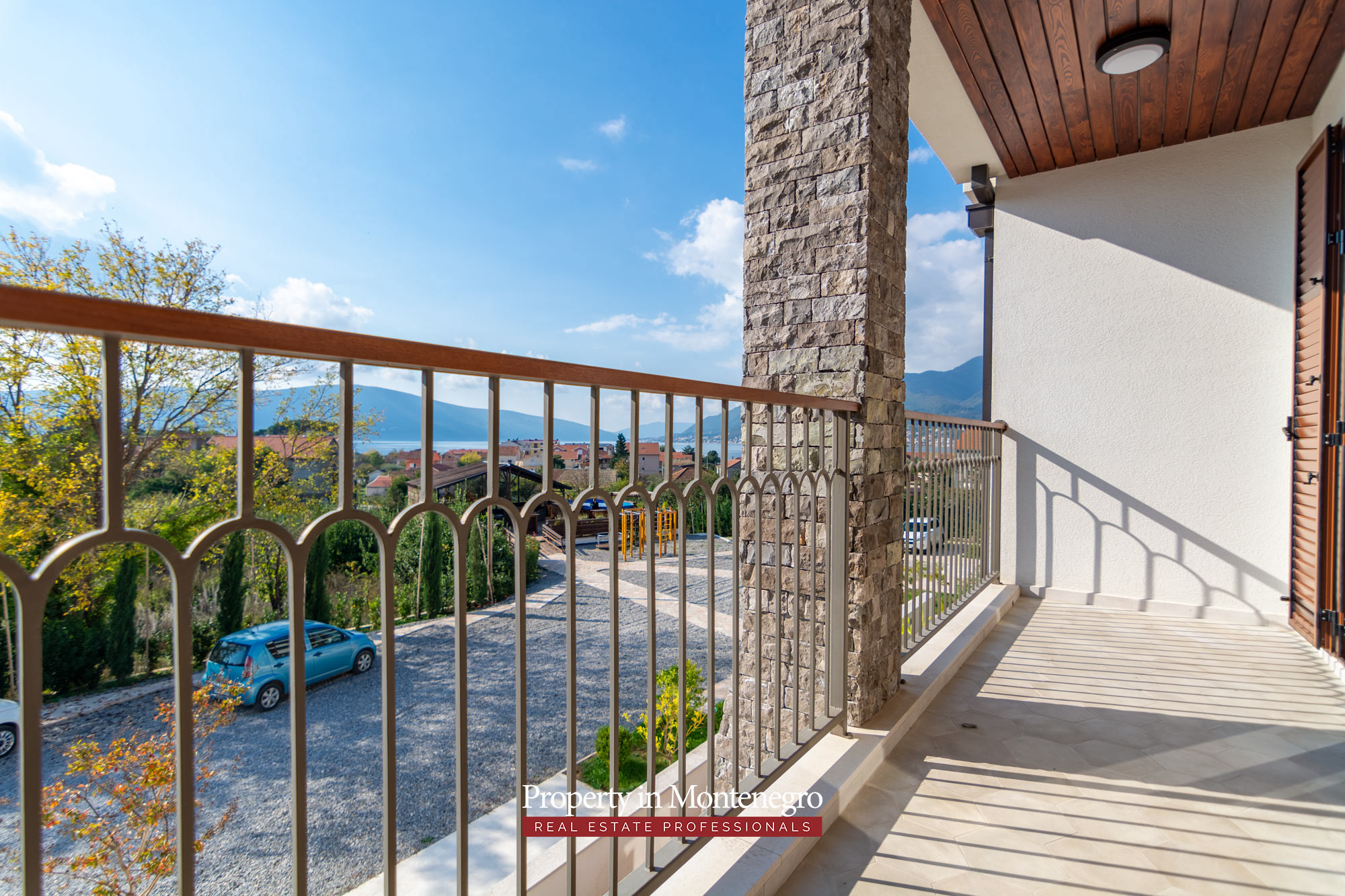 House with three bedroom in Tivat