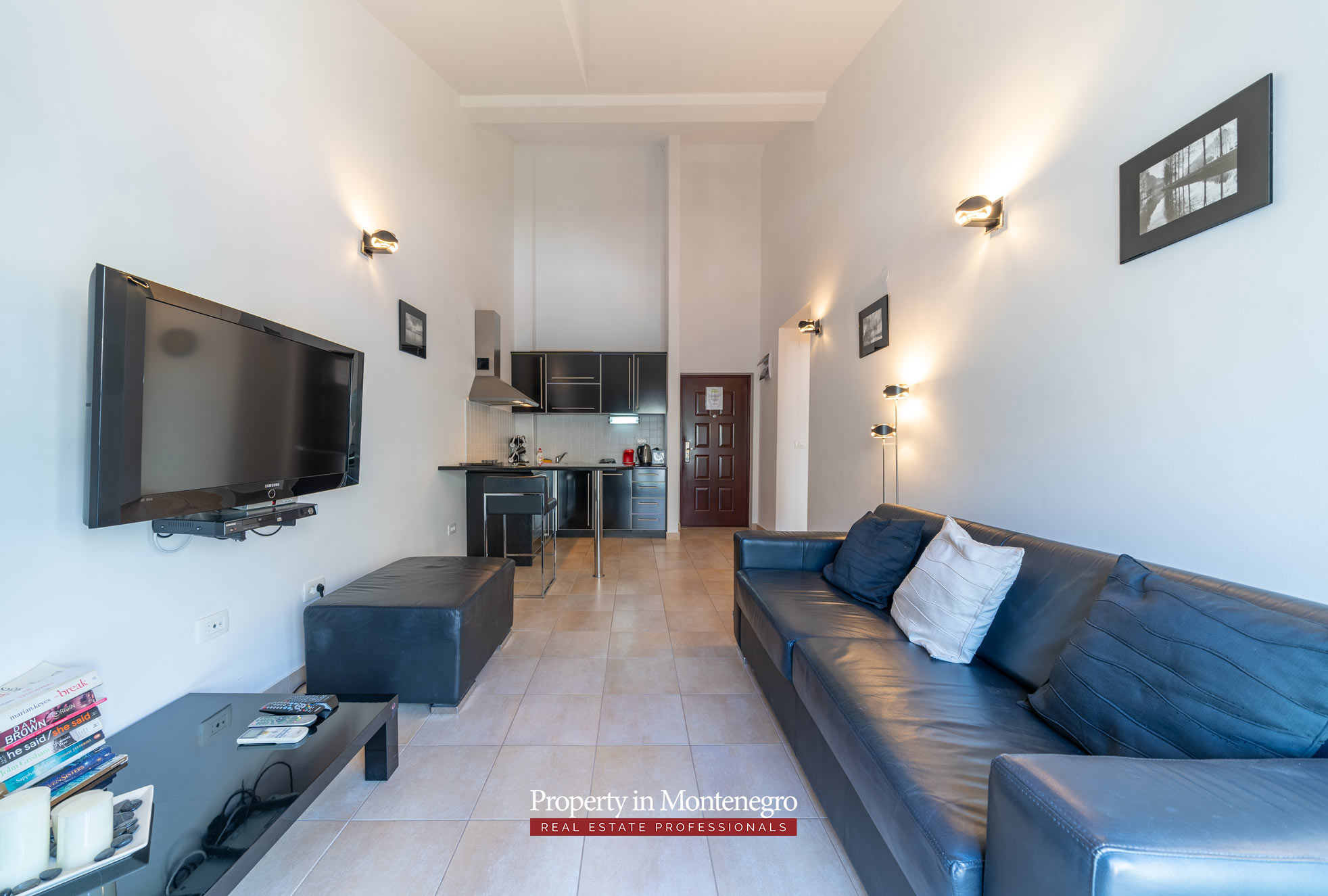One bedroom apartment for sale in Kotor