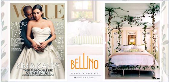 BELLINO in Vogue