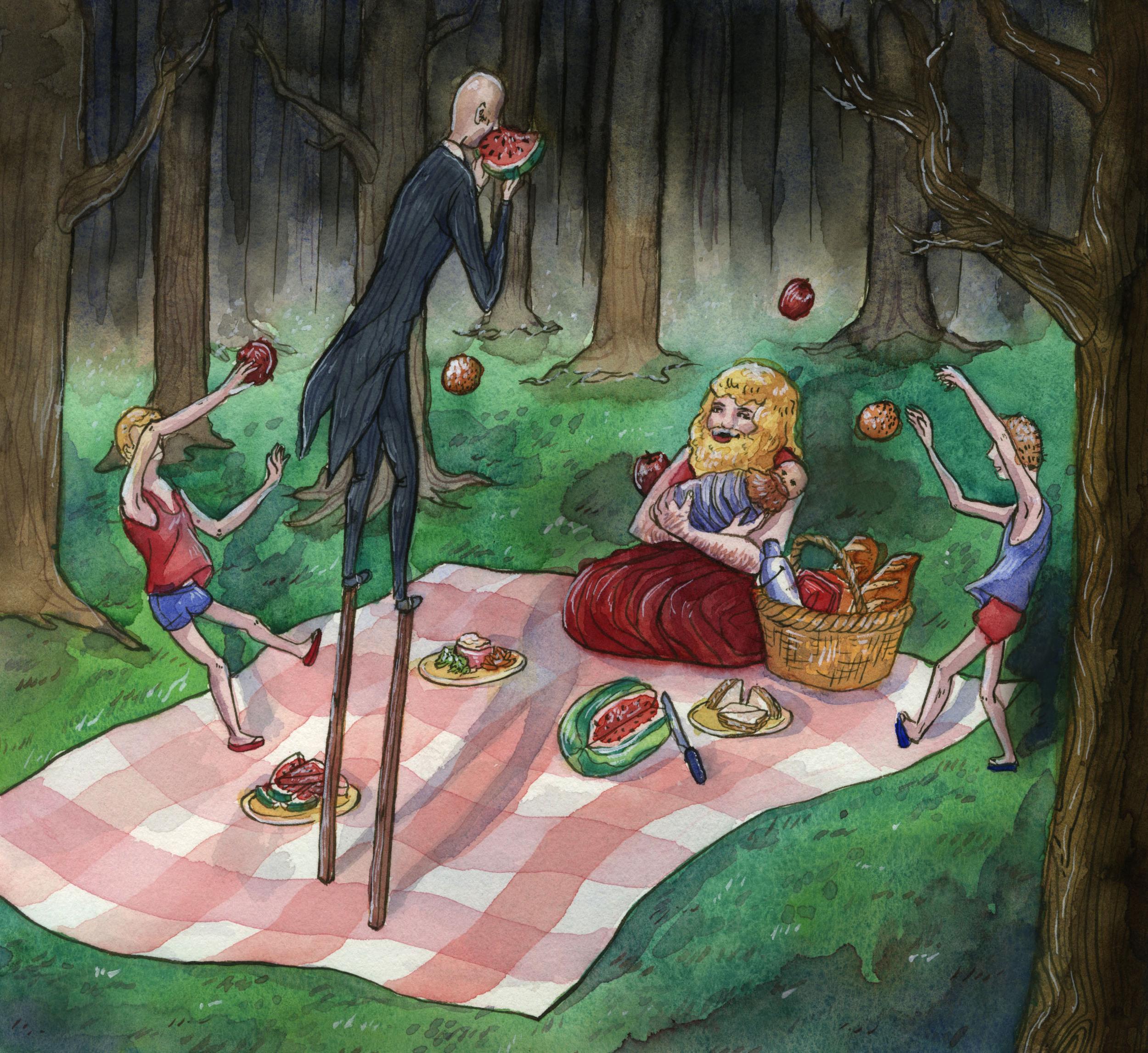 Cirque Du Slender