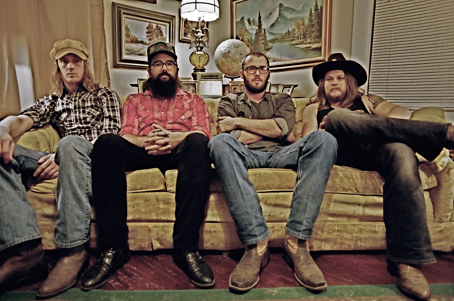 QUAKER CITY NIGHTHAWKS FRIDAY, JUNE 9   Quaker City Night Hawks' brand of hard rock n' roll is bred from Texas boogie, Memphis soul and heavy blues. Their music is southern rock right out of '75, played with the fervor of a sermon crackling out of the radio in a '68 Lincoln.