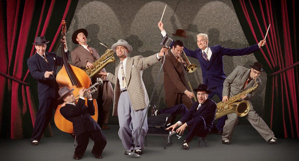 BIG BAD VOODOO DADDY FRIDAY, APRIL 20   Together for 25 years, Big Bad Voodoo Daddy has appeared in concert venues across the world, sold millions of records, and had their music appear in hundreds of movies and television shows. With sold out concerts from the Hollywood Bowl to Lincoln Center, appearances with many of the country's finest symphony orchestras, and television appearances ranging from Dancing with the Stars to Superbowl XXXIII, Big Bad Voodoo Daddy continues it's decades long mission to celebrate and revitalize jazz and swing music — America's original musical art form — and bring joy to audiences around the world.