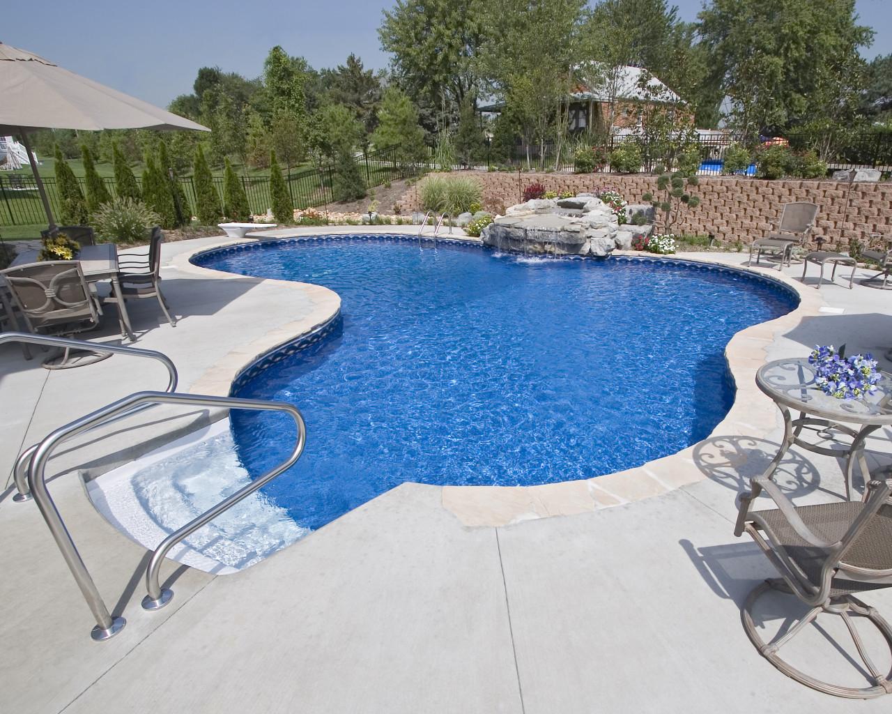 1 - Lagoon Pool
