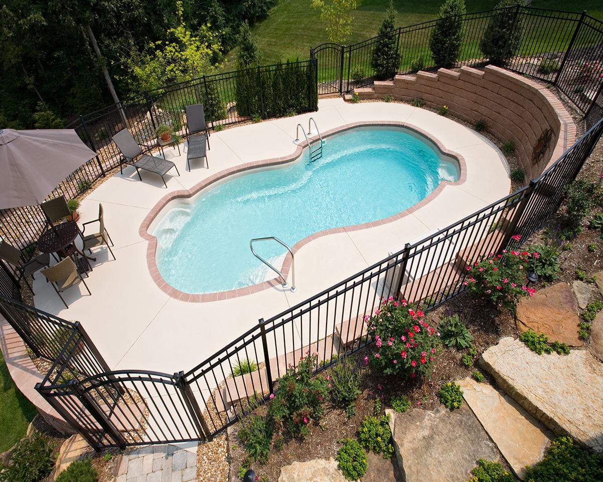 5 - Aquarius Pool