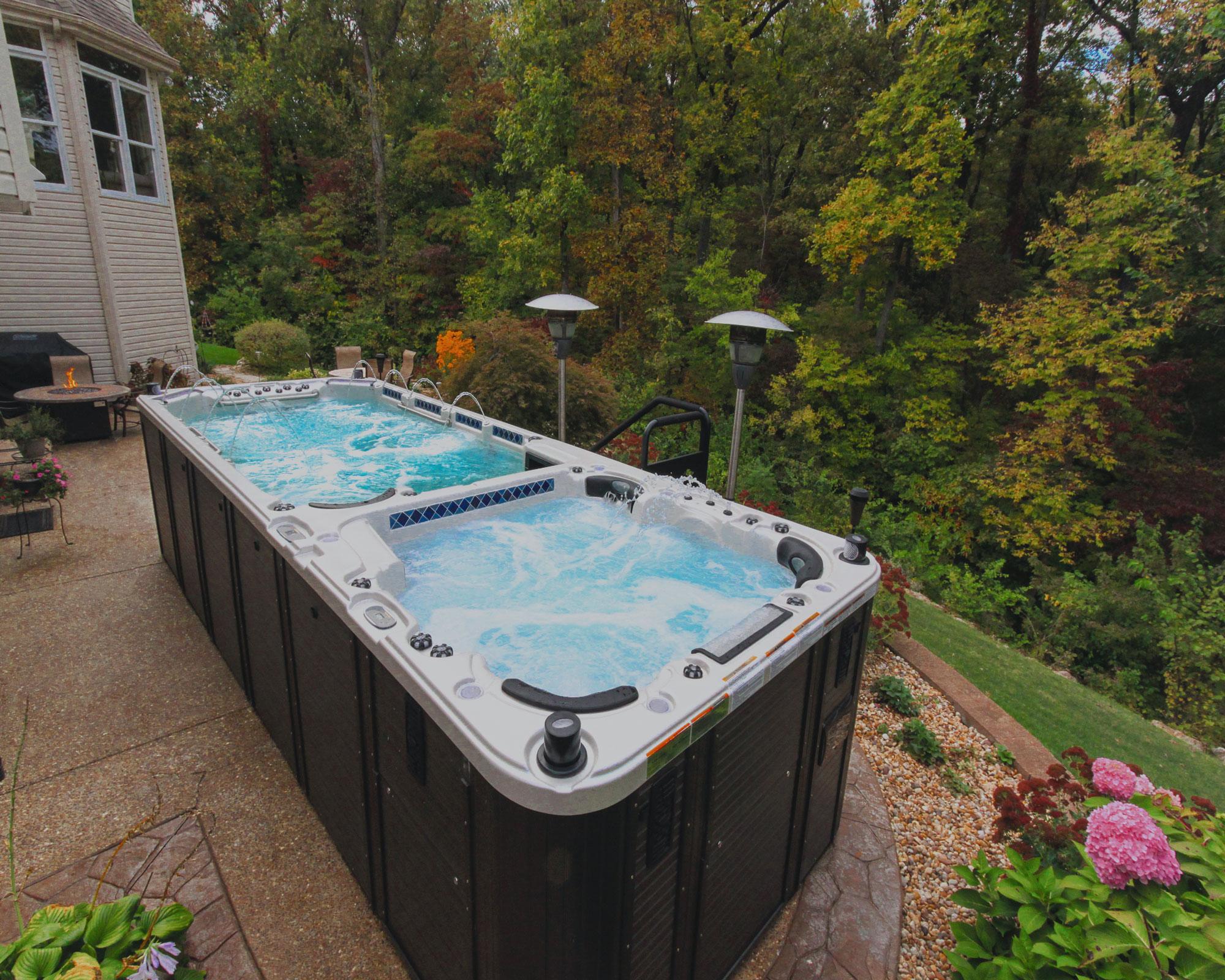 Prestige Pools Spas St Louis Hot Tubs Swim