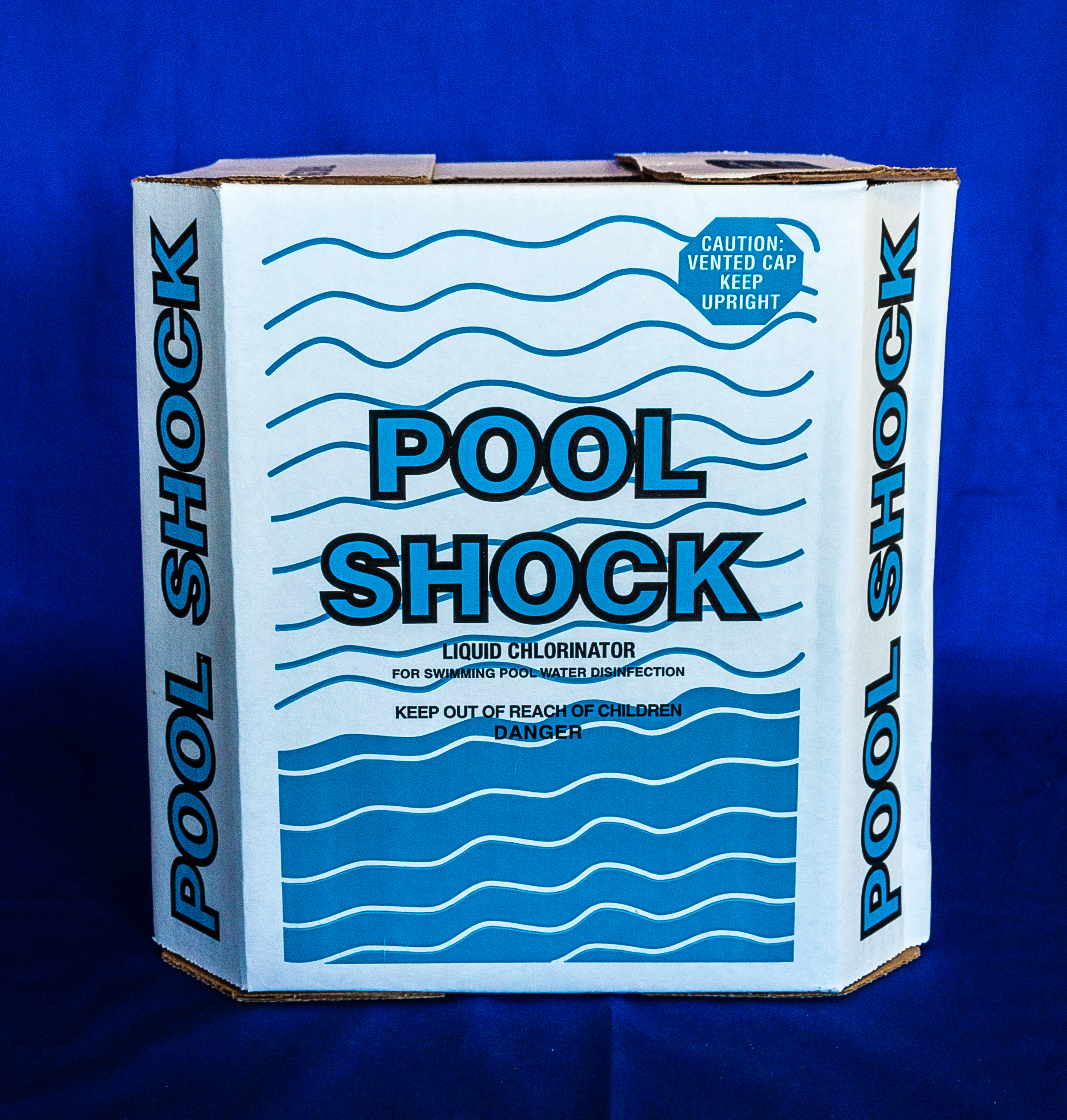 Liquid shock is a great product to destroy algae, and quickly.