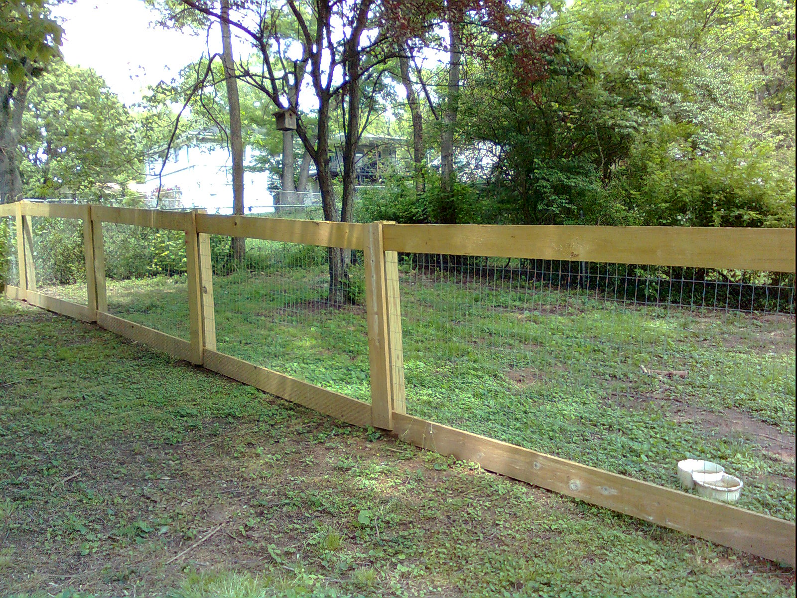 Wood Wire Fences Nashville Fence Deck