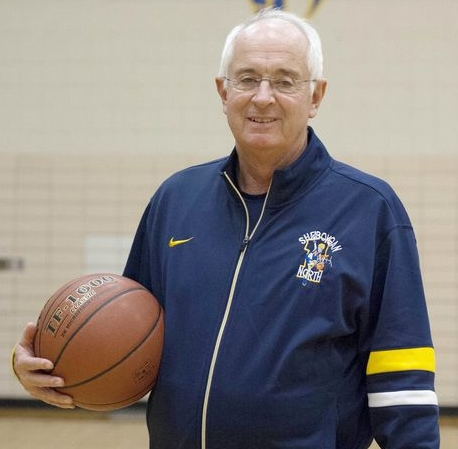 Coach Tom Desotell , Director of Whiz Kids Basketball School