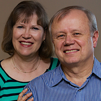 PETER & KATHY BAKER   The Bakers are involved in direct church planting efforts globally and also encouraging missionary teams and their growing churches.