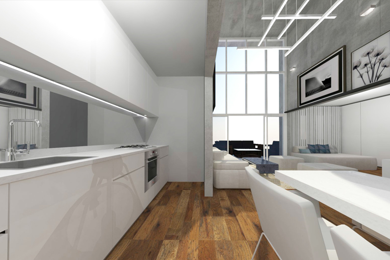 Apartamento Loft