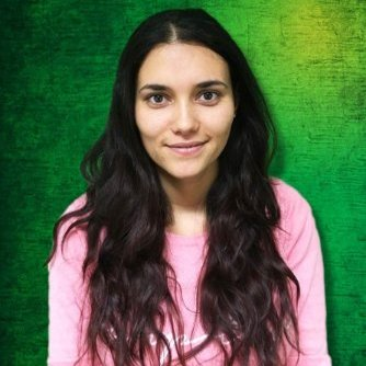 Cristina Tomescu / Admin Assistant