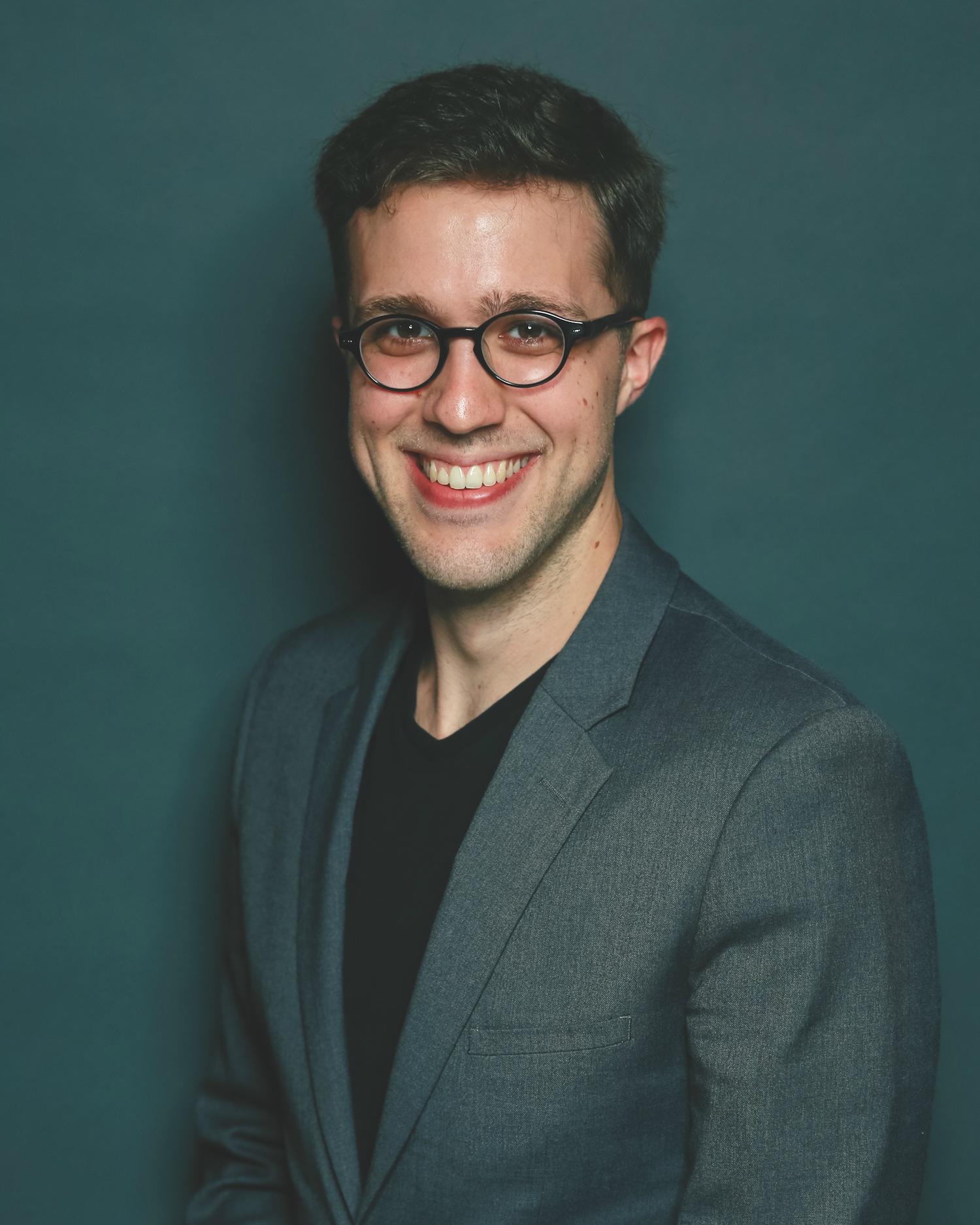 Chase Geiser / President